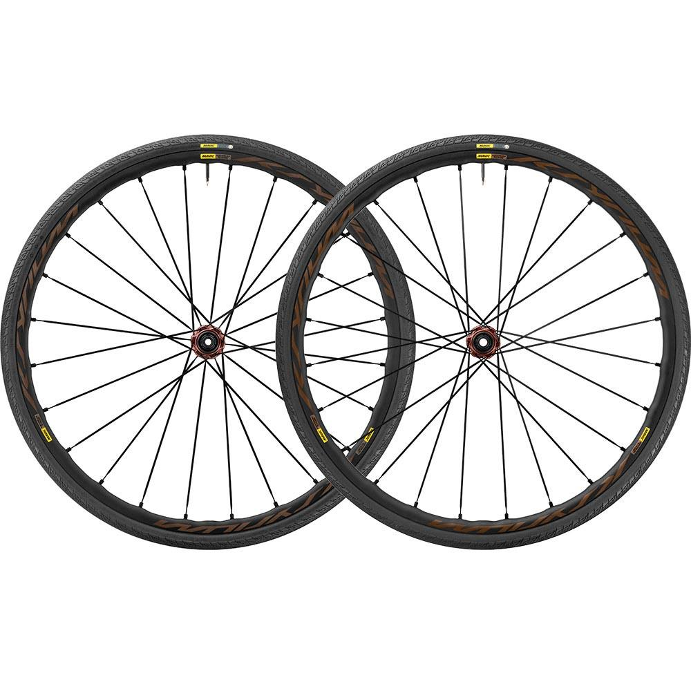 Mavic Ksyrium Elite Disc Allroad Pair