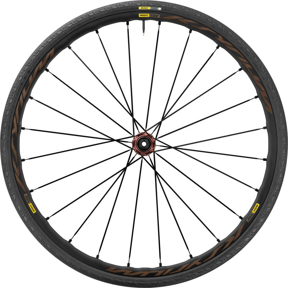 Mavic Ksyrium Elite Disc Allroad Rear
