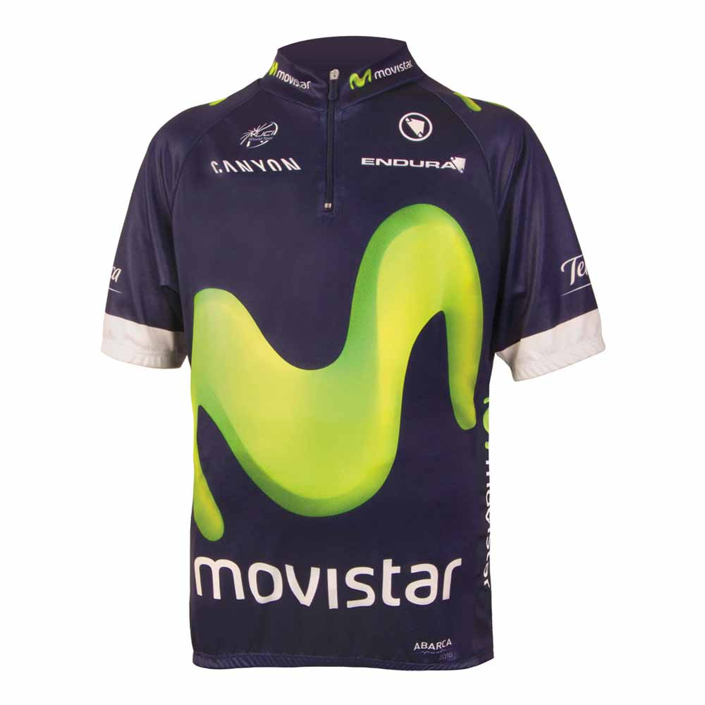 Endura Movistar Team 2016