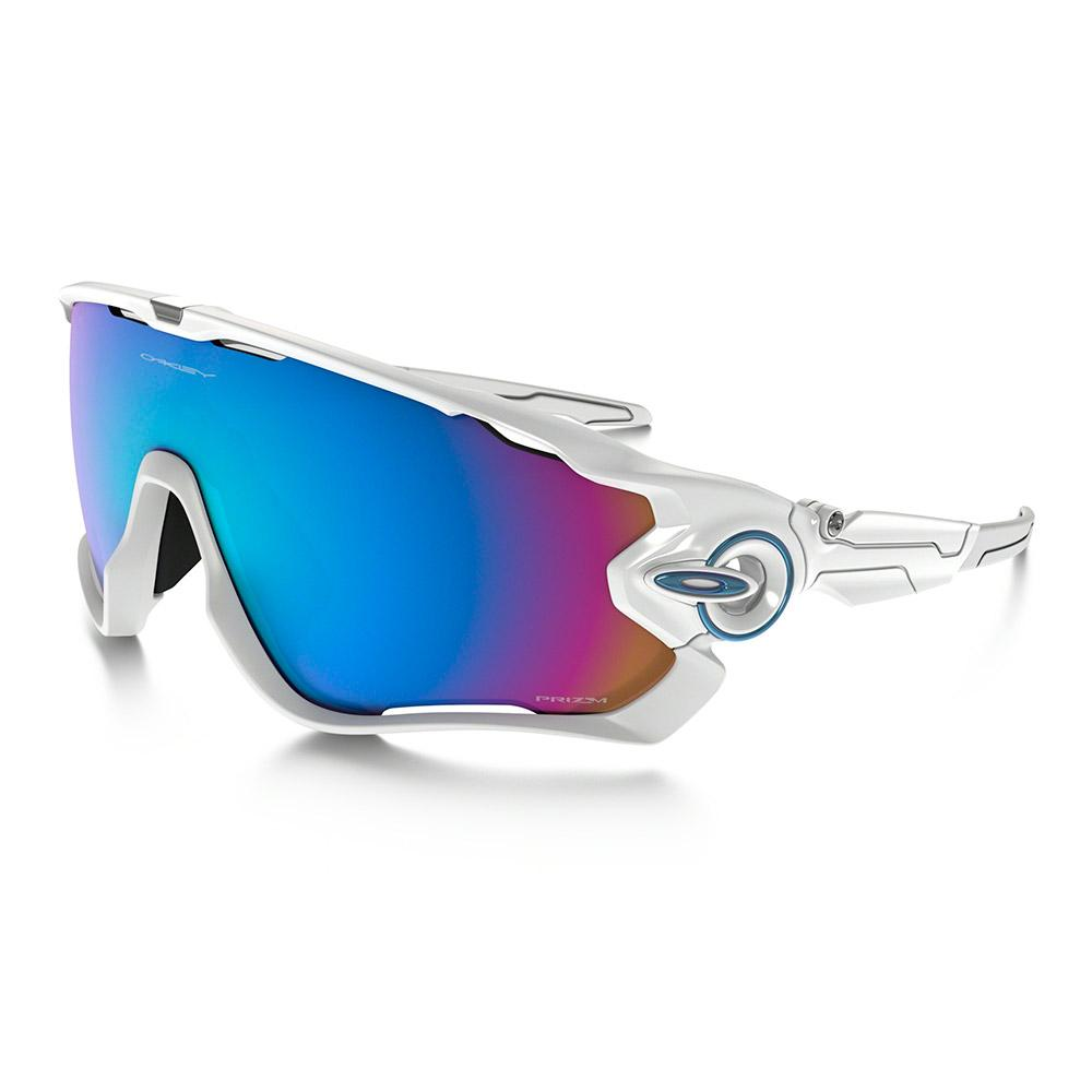 2cf3d5764e7 Oakley Jawbreaker White buy and offers on Bikeinn