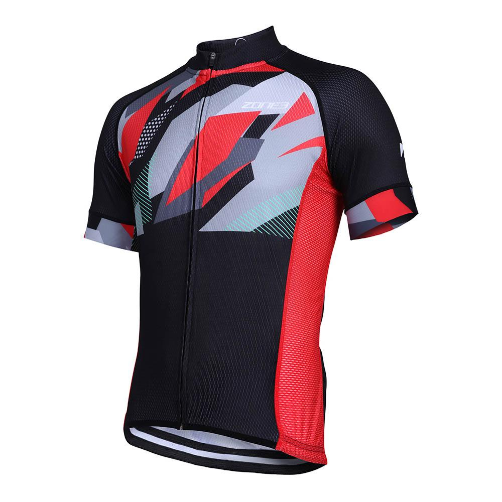 41b5f6332 Zone3 Coolmax Cycle Jersey