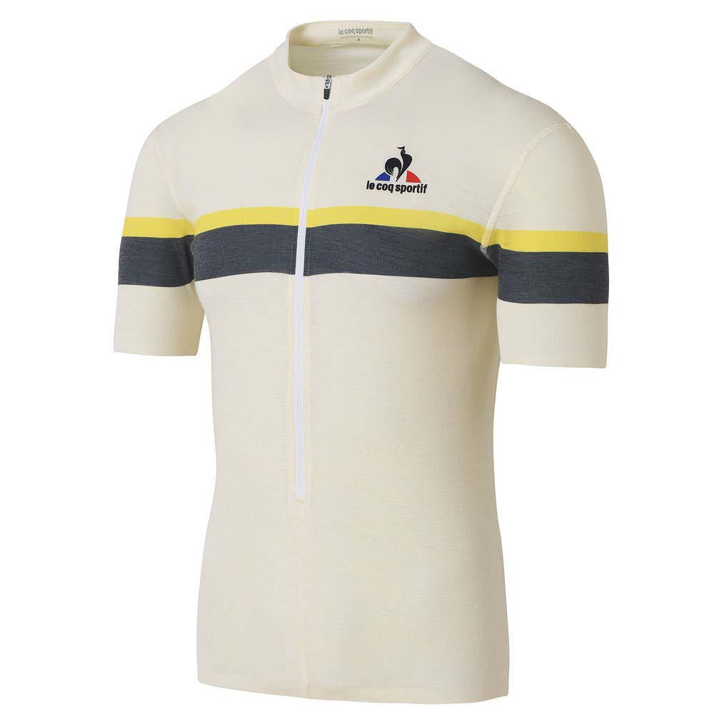Le coq sportif Merino Stripes S S buy and offers on Bikeinn 3a602a467