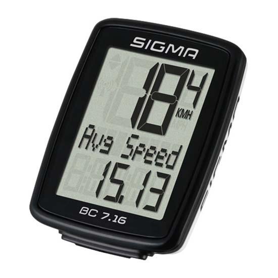 Cuentakilómetros Sigma Bc 7.16