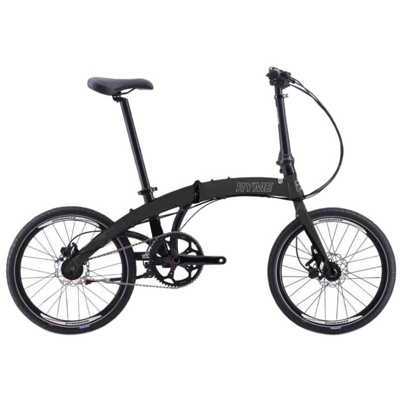 Bicicletas plegables Rymebikes Black Edition