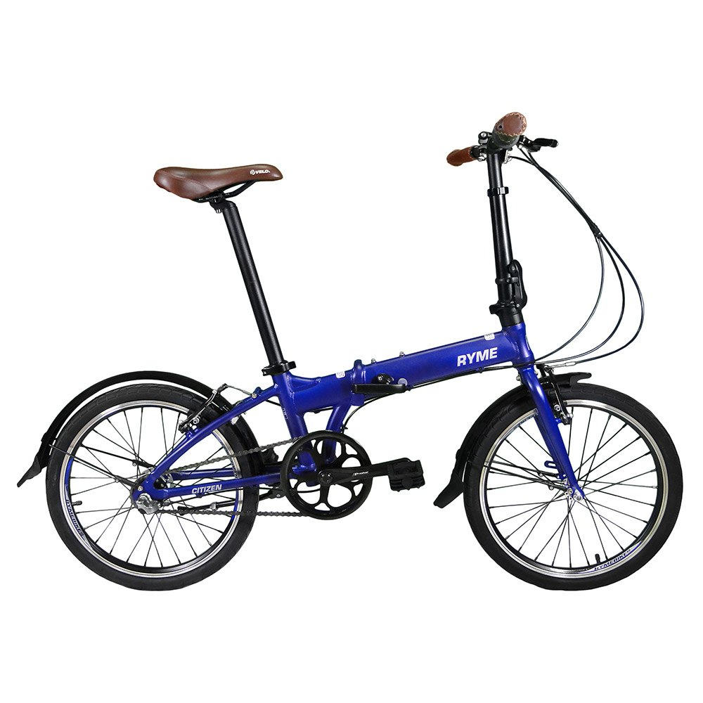 Bicicletas plegables Rymebikes Citizen