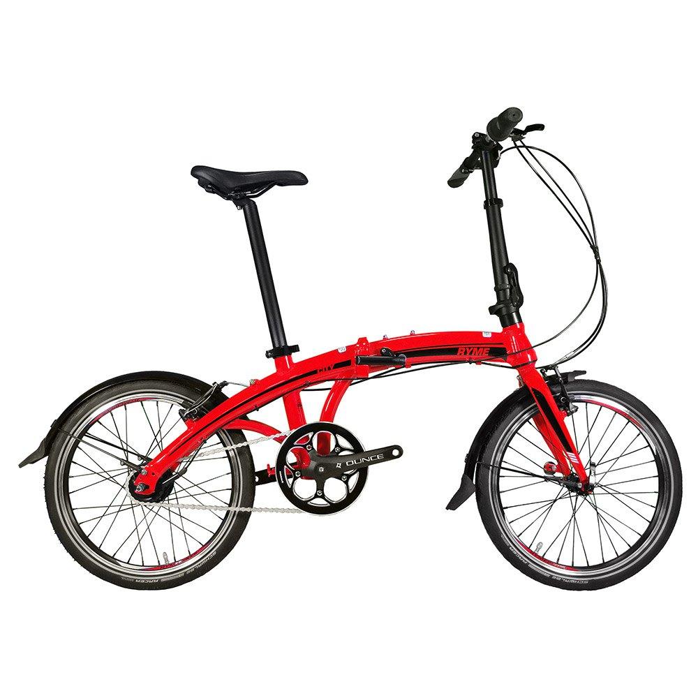 Bicicletas plegables Rymebikes City