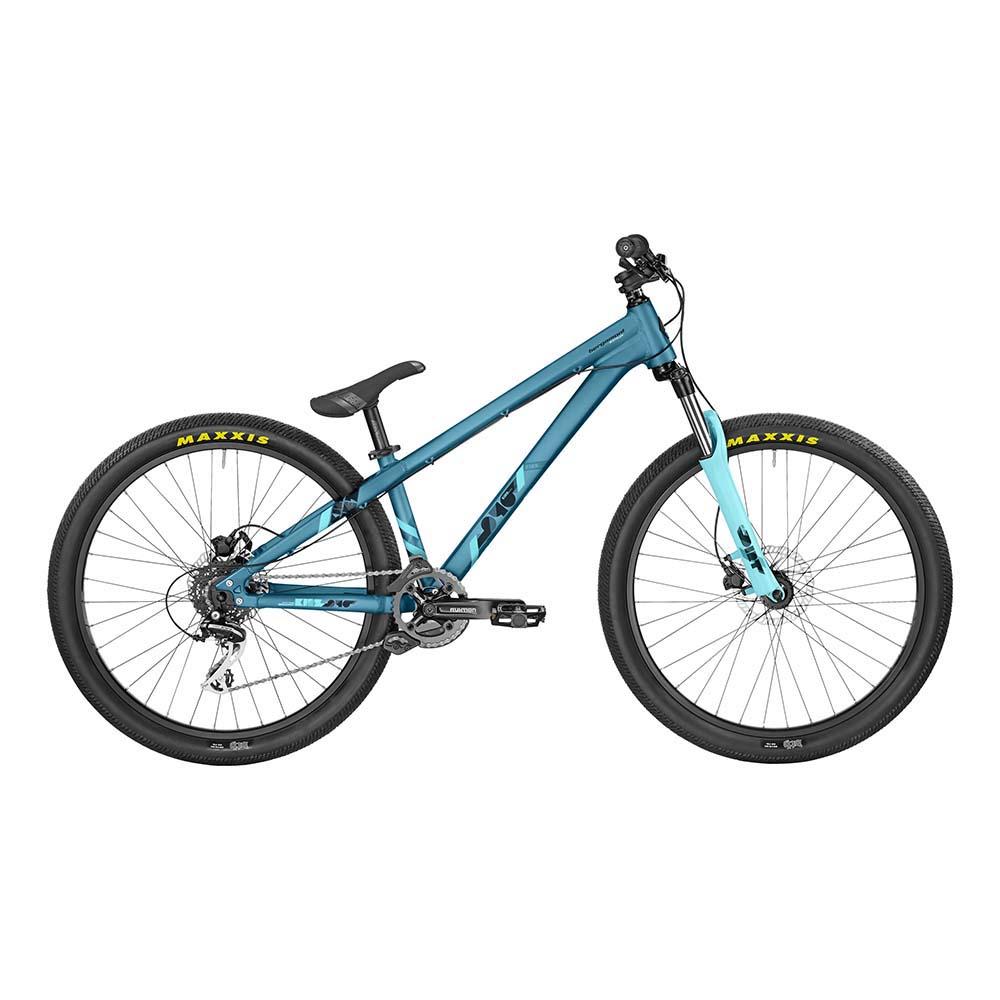 Kiez 040 8 Speed 2017 Petrol / Coral Blue, Bikeinn