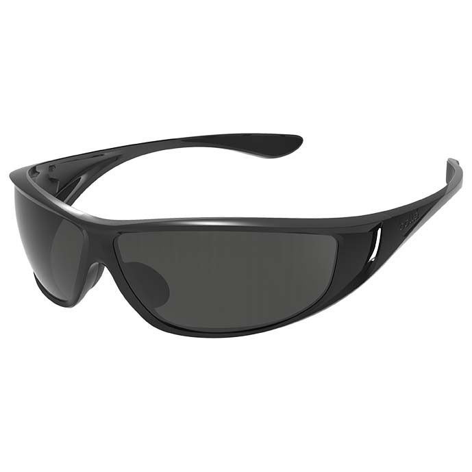 082c593483 Bolle Highwood Polarized Black buy and offers on Bikeinn