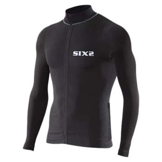 trikots-sixs-bike-jersey-l-s-carbon-activewear
