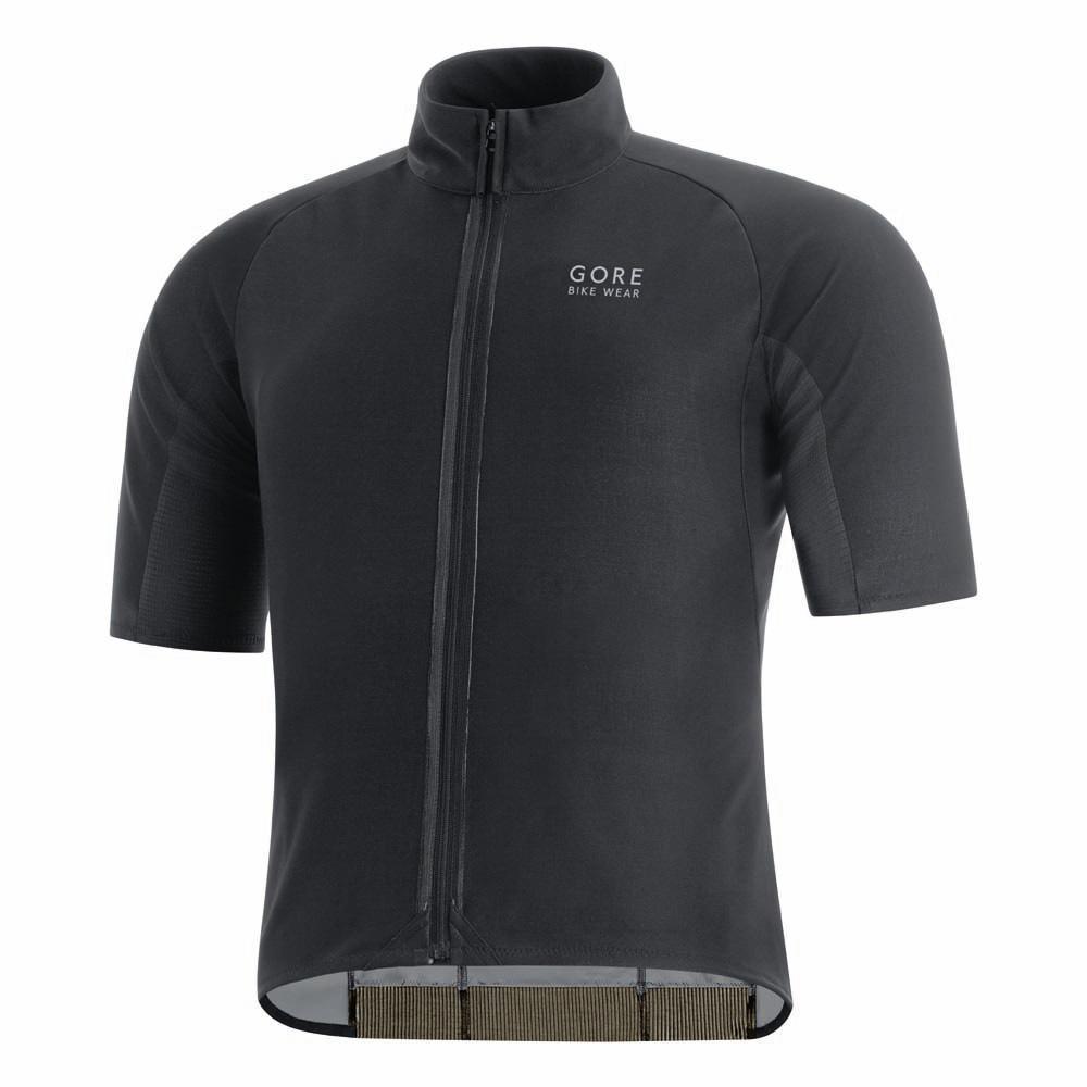 Gore bike wear Oxygen Roubaix Gore Windstopper Jersey Black 7473af8df