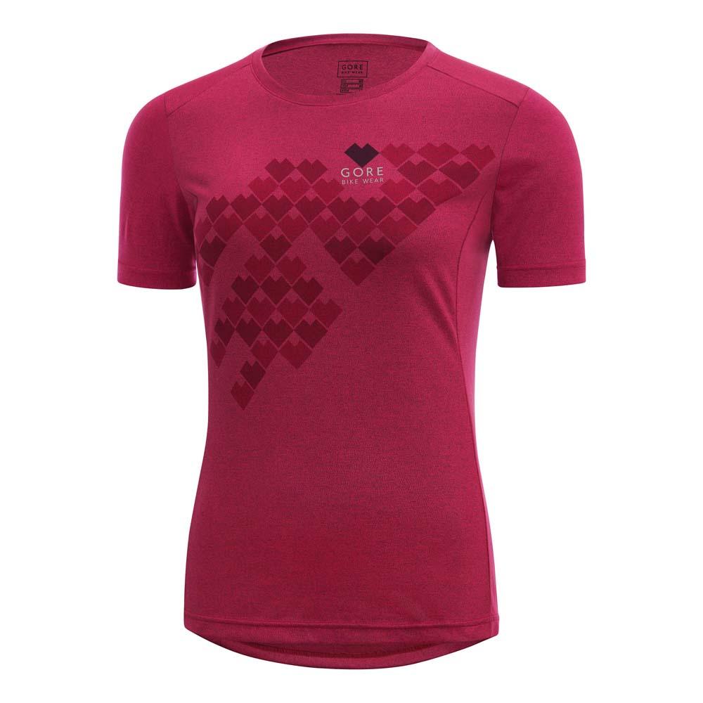 7d3face9a Gore bike wear E Digi Heart Pink buy and offers on Bikeinn