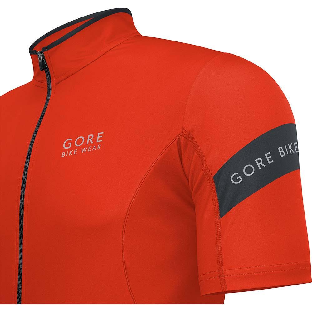 Gore bike wear Power 3.0 Jersey Orange buy and offers on Bikeinn 51b0d89cd