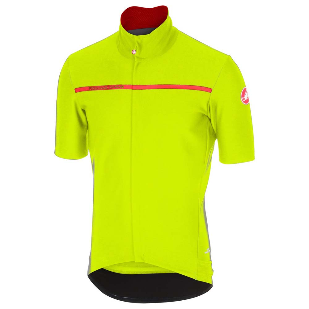 Castelli Gabba 3 Black   Yellow Fluo buy and offers on Bikeinn afce5b611