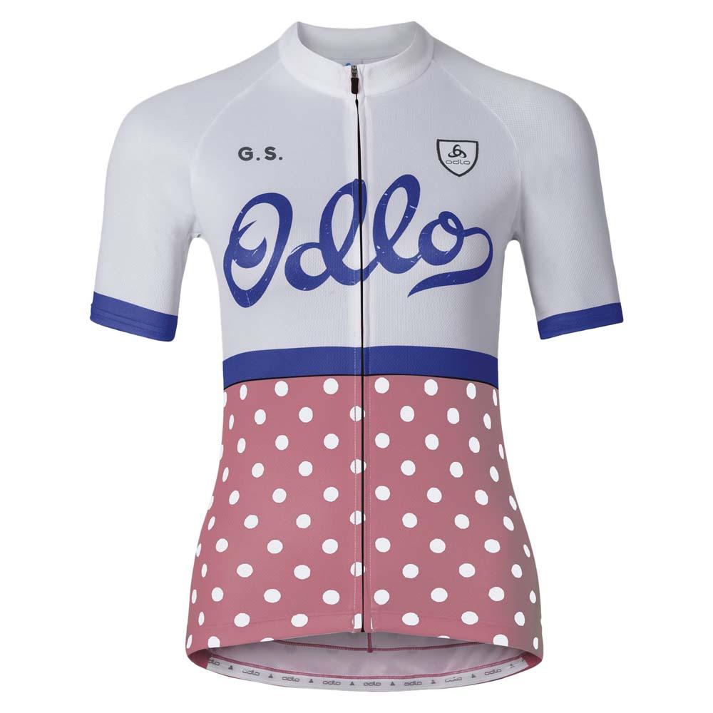 067c19856 Odlo Ride Bike Jersey Multicolor comprar i ofertes a Bikeinn