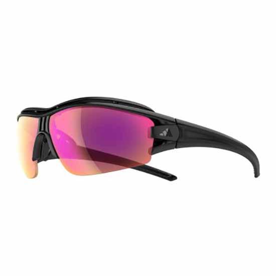 adidas Eyewear Evil Eye Halfrim Pro L Photochromatic, Farbe Black Matt
