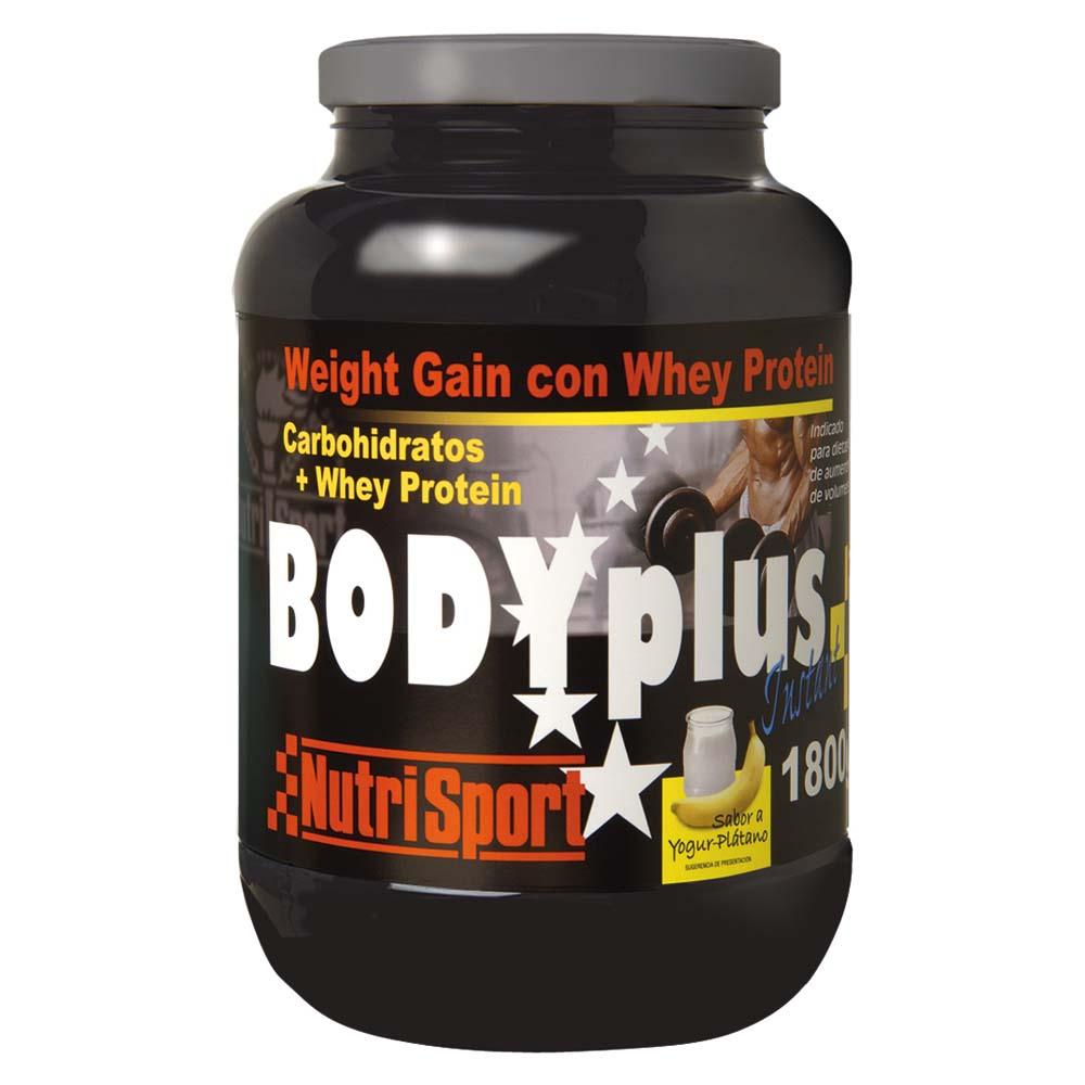 Suplementación deportiva Nutrisport Bodyplus Yogurt Y Plátano 1.8kg