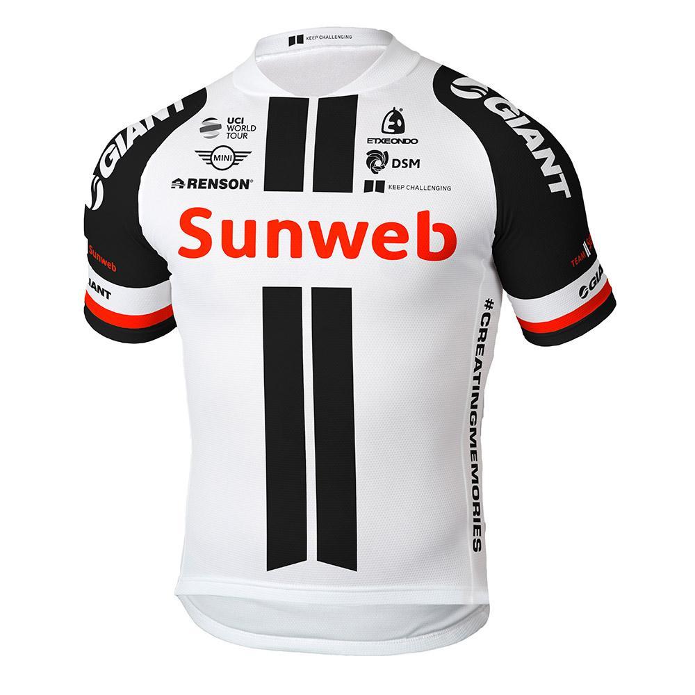 Etxeondo Climber Sunweb White buy and offers on Bikeinn 03e56a953