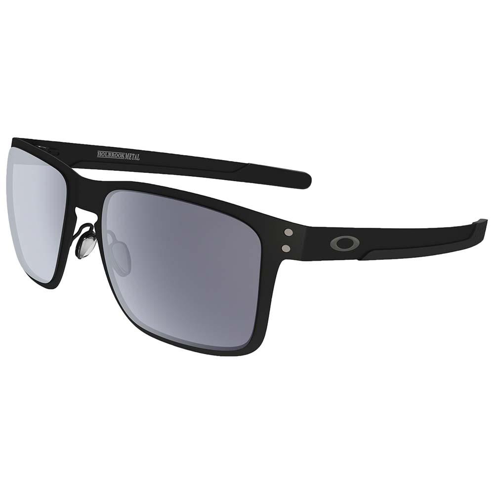 e21539b12cf Oakley Holbrook Metal Matte Black buy and offers on Bikeinn