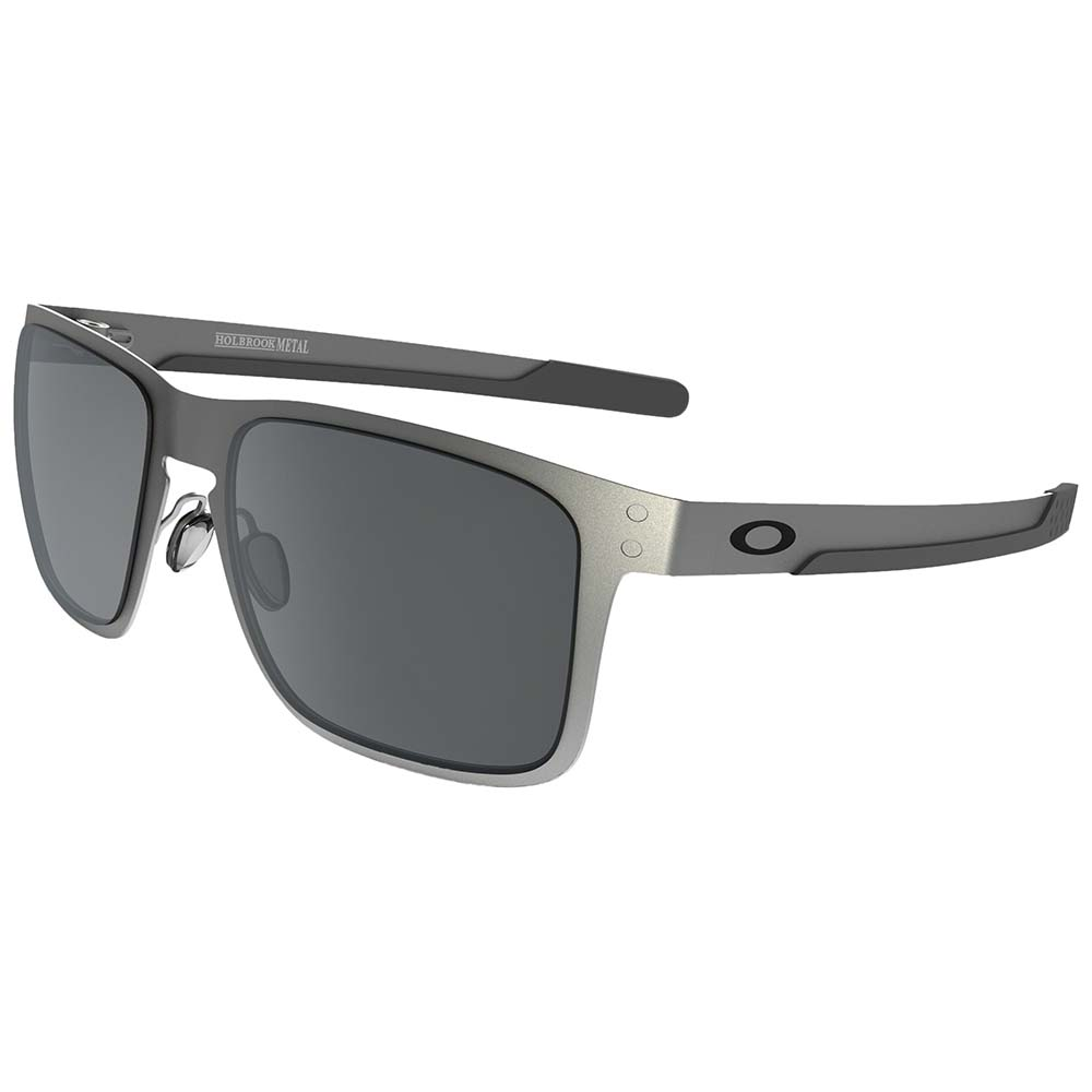 03bcb9f582 Oakley Holbrook Metal Black buy and offers on Bikeinn