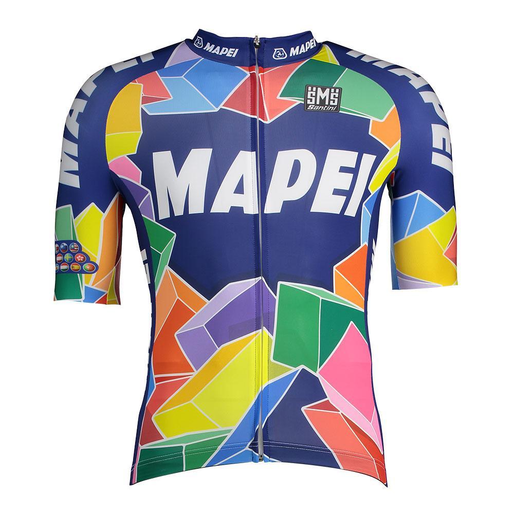 Santini Mapei Jersey Full Zip