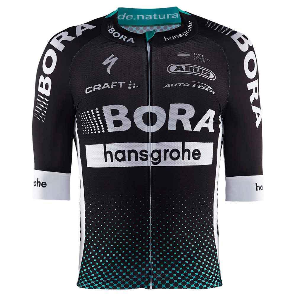 Craft Bora Hansgrohe Aero Jersey Black, Bikeinn