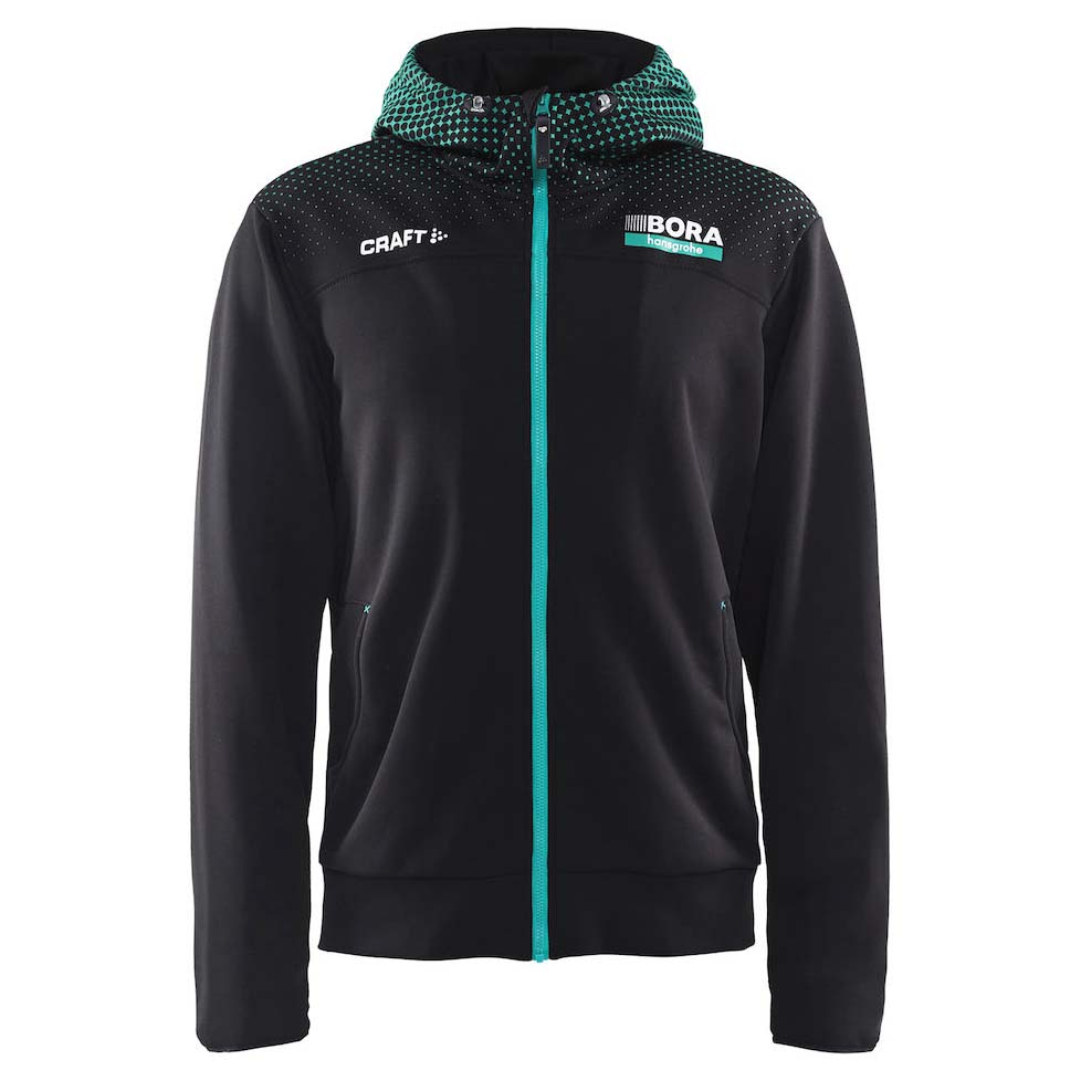 Craft Bora Hansgrohe Hood Black buy and offers on Bikeinn