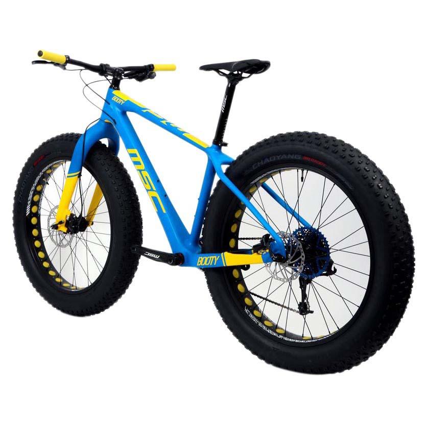 msc fat bike booty carbon r 26 comprare e offerta su bikeinn. Black Bedroom Furniture Sets. Home Design Ideas