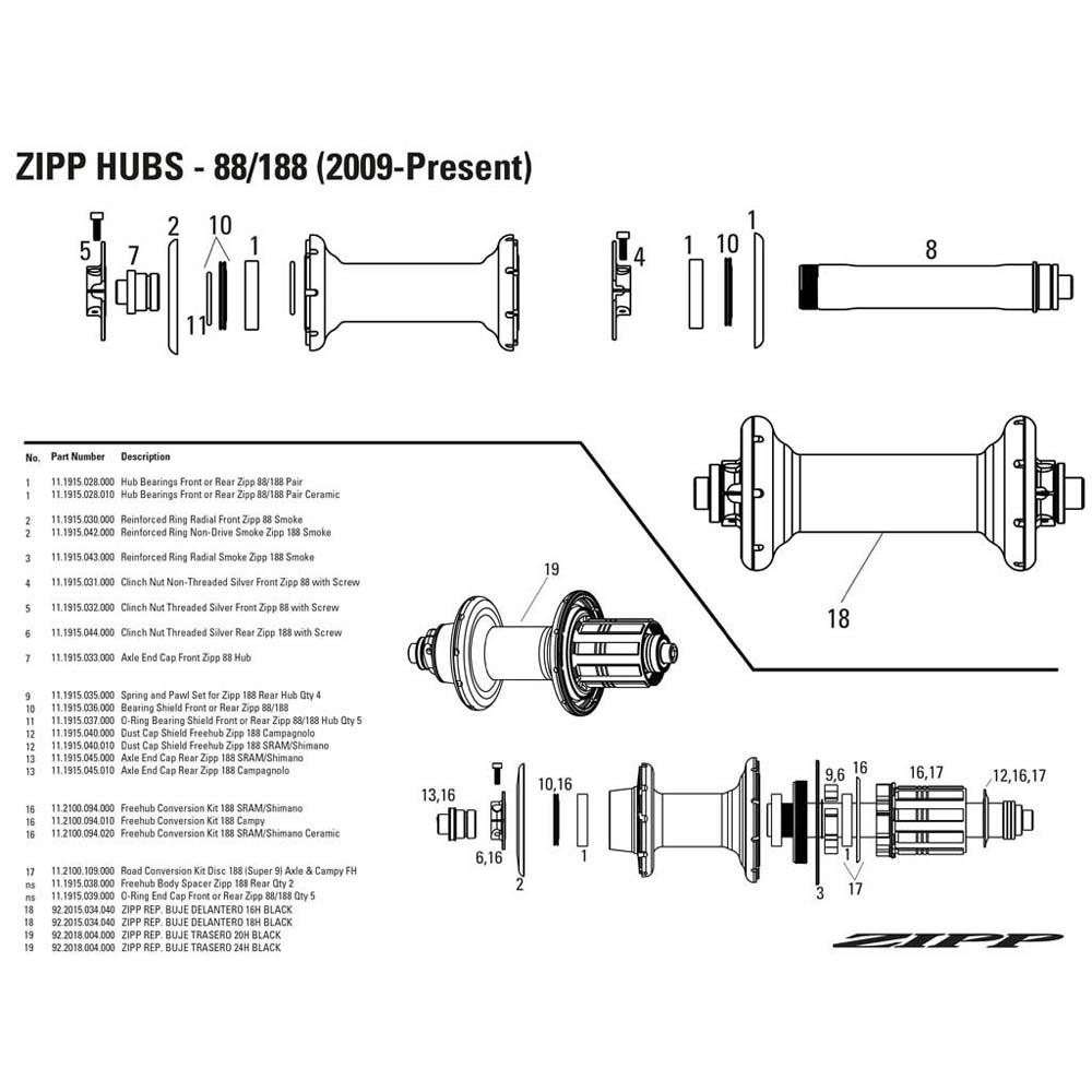 mozzi-zipp-hub-188