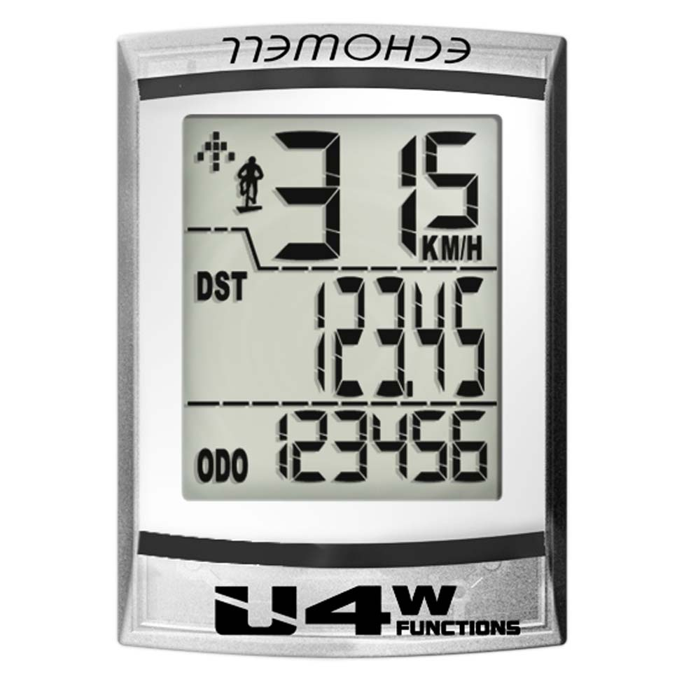 Cuentakilómetros Echowell U4