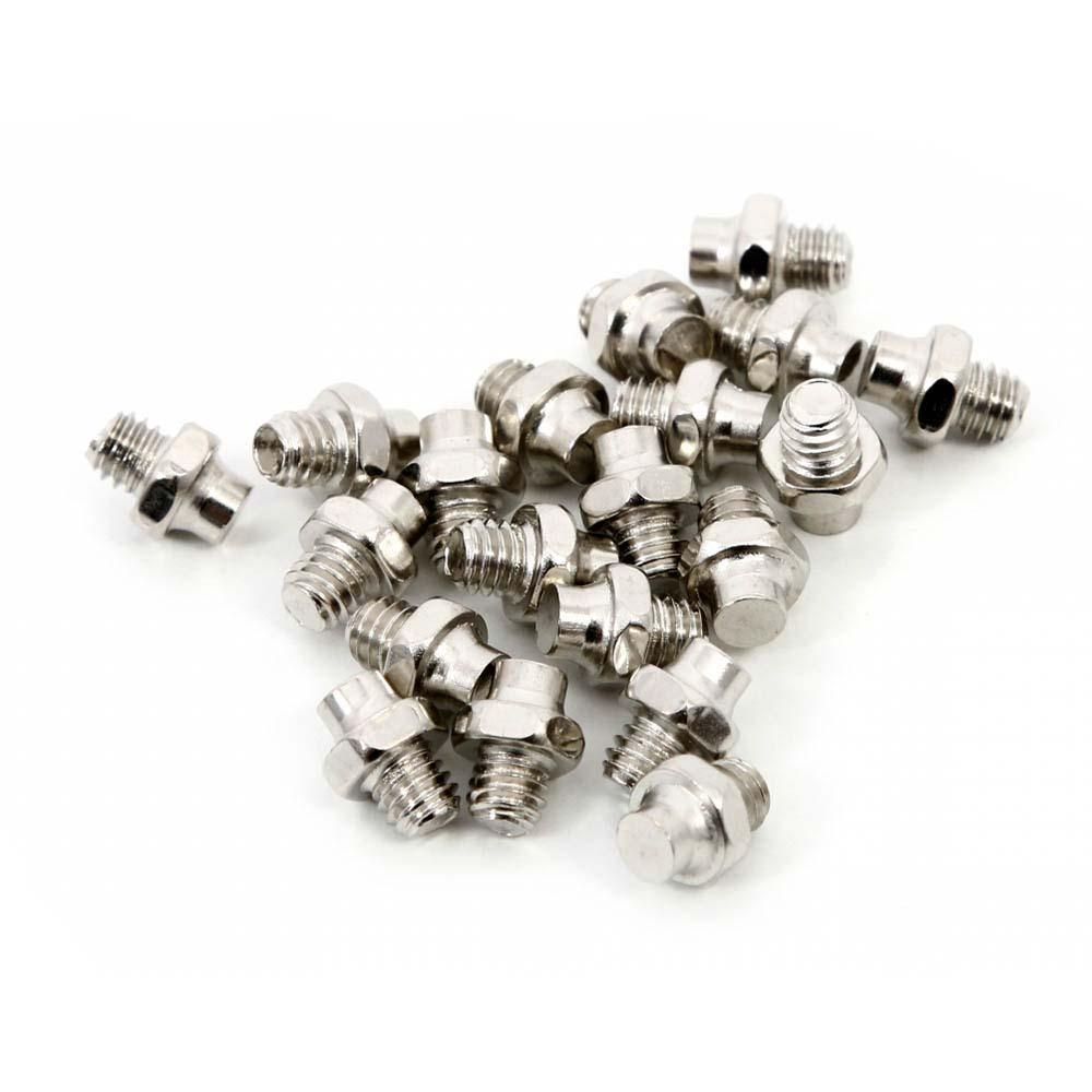 Msc Pedal Pin Controlflat 20 Units Silver, Bikeinn