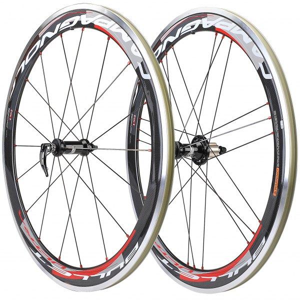 Räder Campagnolo Bullet Ultra H50 Campagnolo Tyres Pair