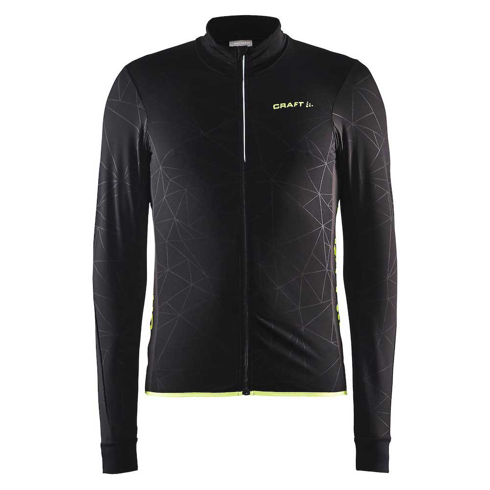 Craft Reel Thermal Jersey Black buy and offers on Bikeinn cd2348d8c