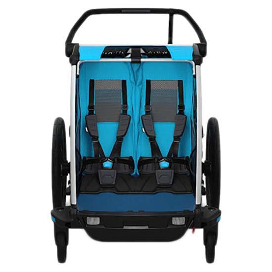rimorchi-e-carrelli-thule-chariot-cross-2-bike-kit