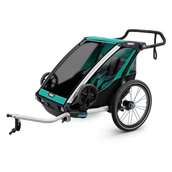 Remolques y carritos Thule Chariot Lite 2 + Kit De Bici