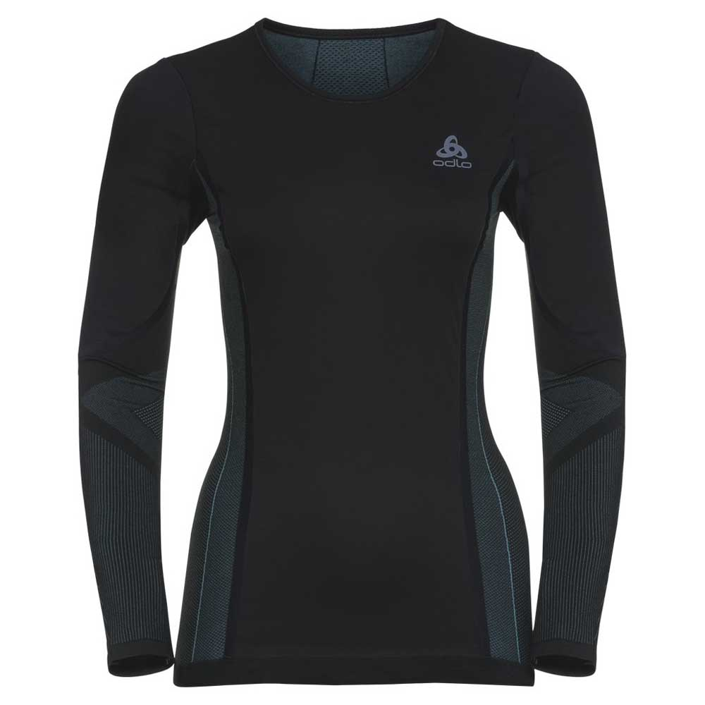 Odlo Performance Windshield Cycling T-Shirt L/S Crew Neck