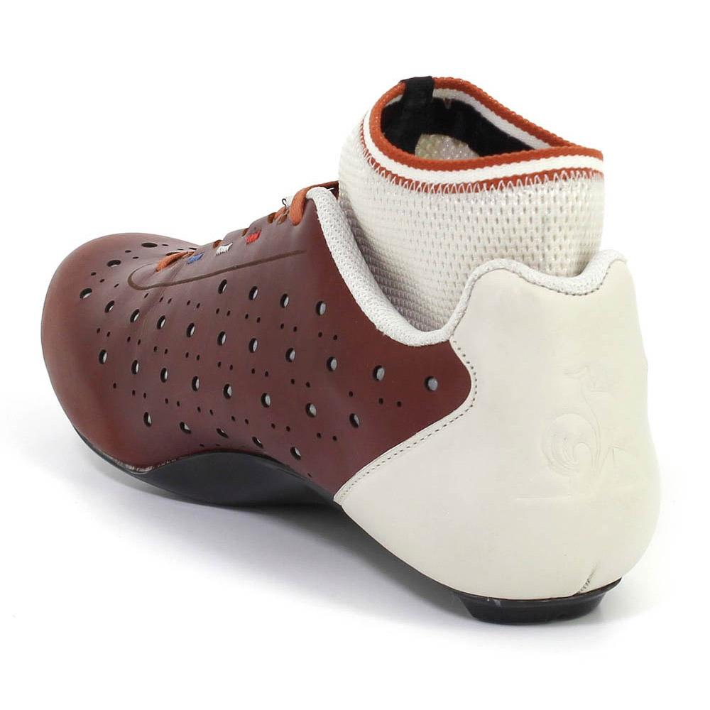 6a3ef951ef37 Le coq sportif Chromo TR Leather Brown buy and offers on Bikeinn