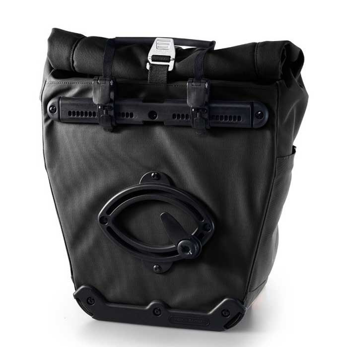 Brooks england Suffolk Rear Pannier Black e84ddb1f5