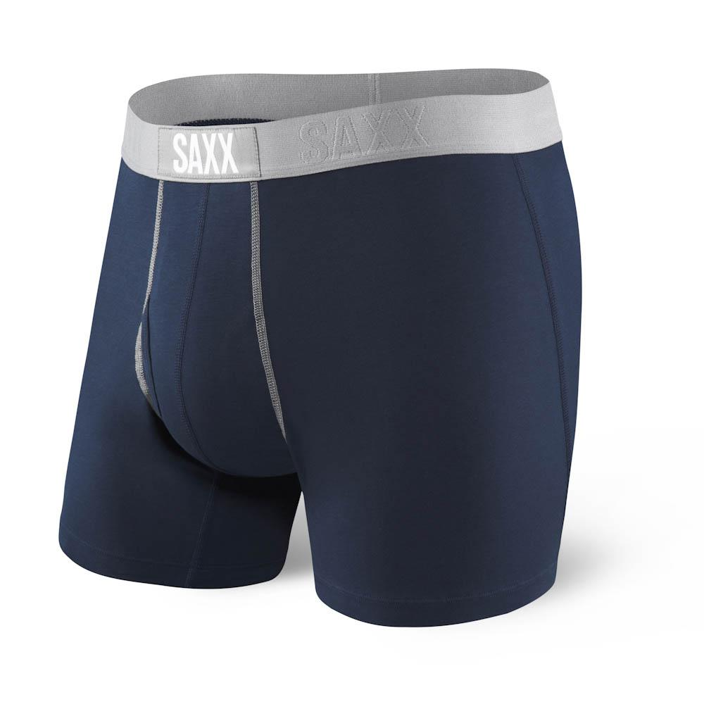 a59b67e3dd1 Saxx underwear 24-Seven Boxer Fly Blue buy and offers on Bikeinn