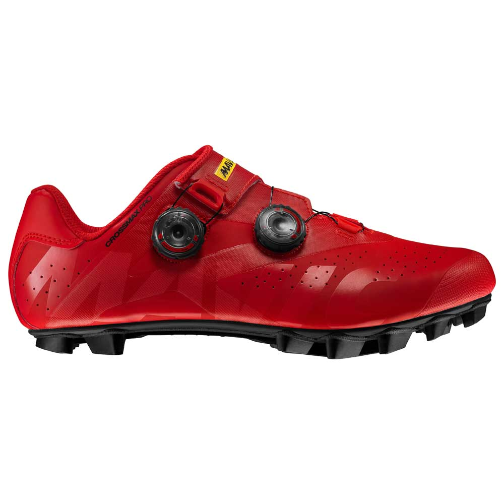 2c4f0fa5c45 Mavic Crossmax Pro MTB Cycling shoes - highly resistant innovative ...