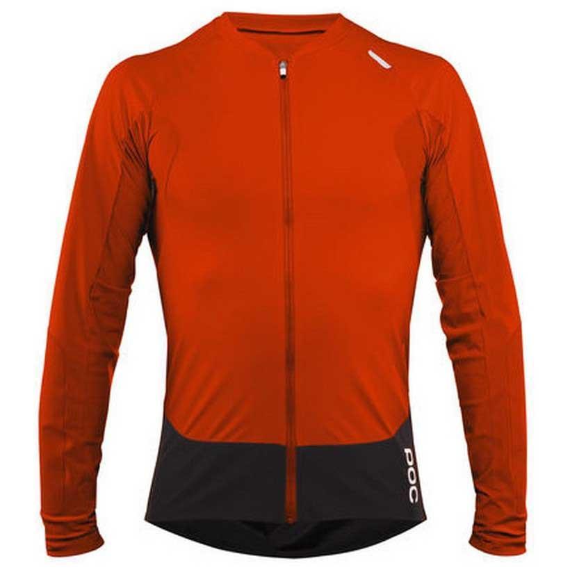 Cycling jersey Short Sleeve POC resistance Pro XC /-Zipper