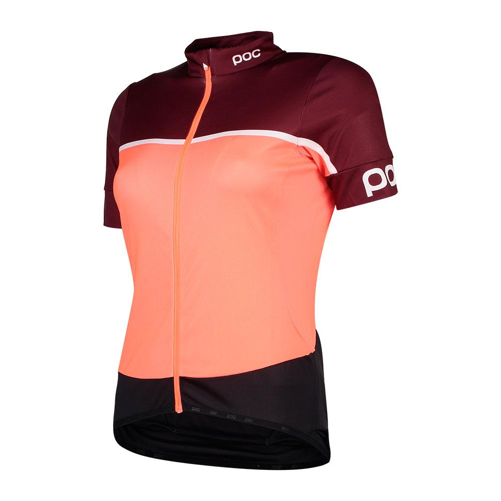 06d316364 Poc Essential Road Block Orange buy and offers on Bikeinn