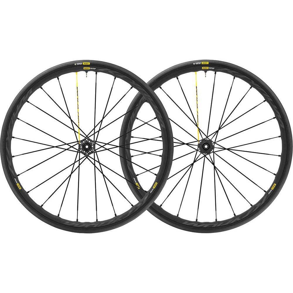 rader-mavic-ksyrium-pro-tubeless-disc-cl-12mm-pair, 939.45 EUR @ bikeinn-deutschland