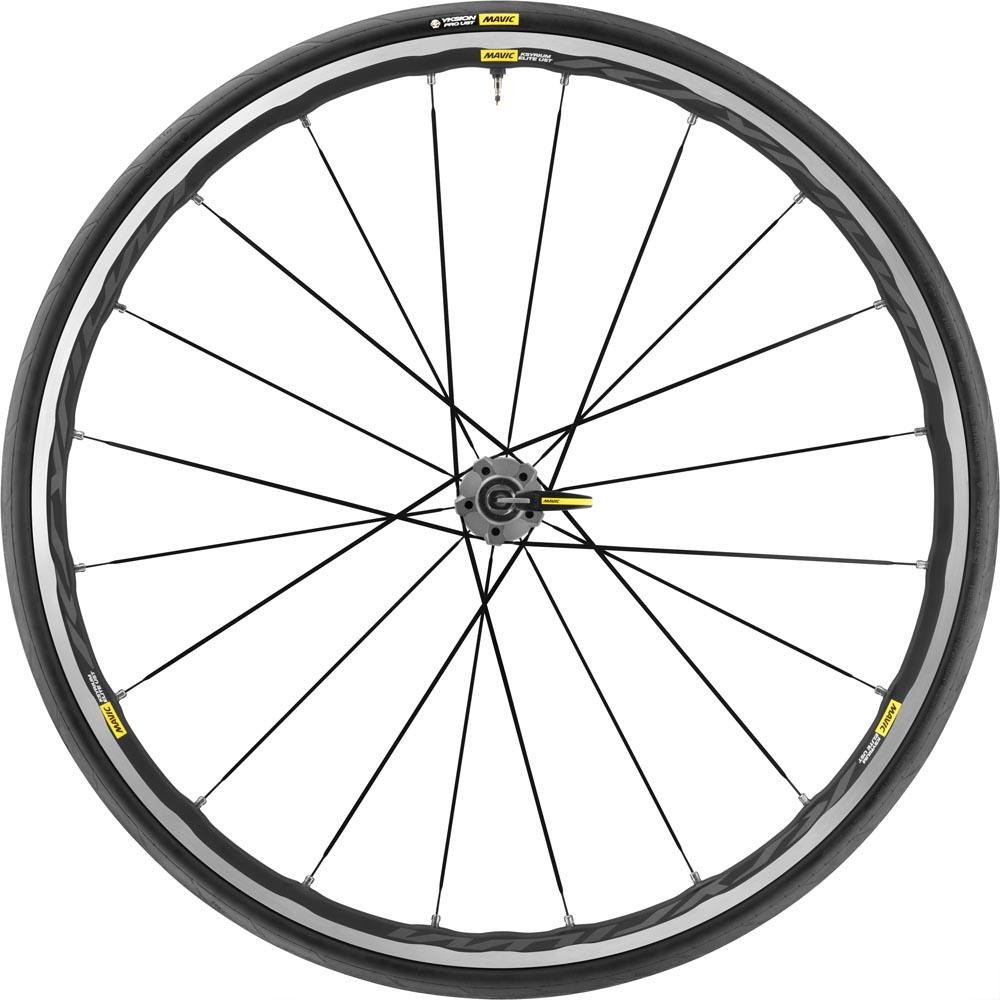 Mavic Ksyrium Elite Tubeless Rear