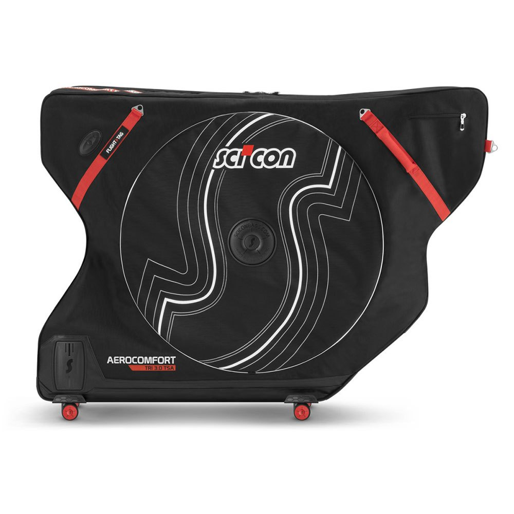 Fundas bicicleta Sci-con Aero Confort 3.0 Tsa Triathlon Bag