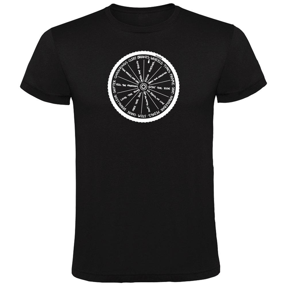 Camisetas Kruskis Wheel