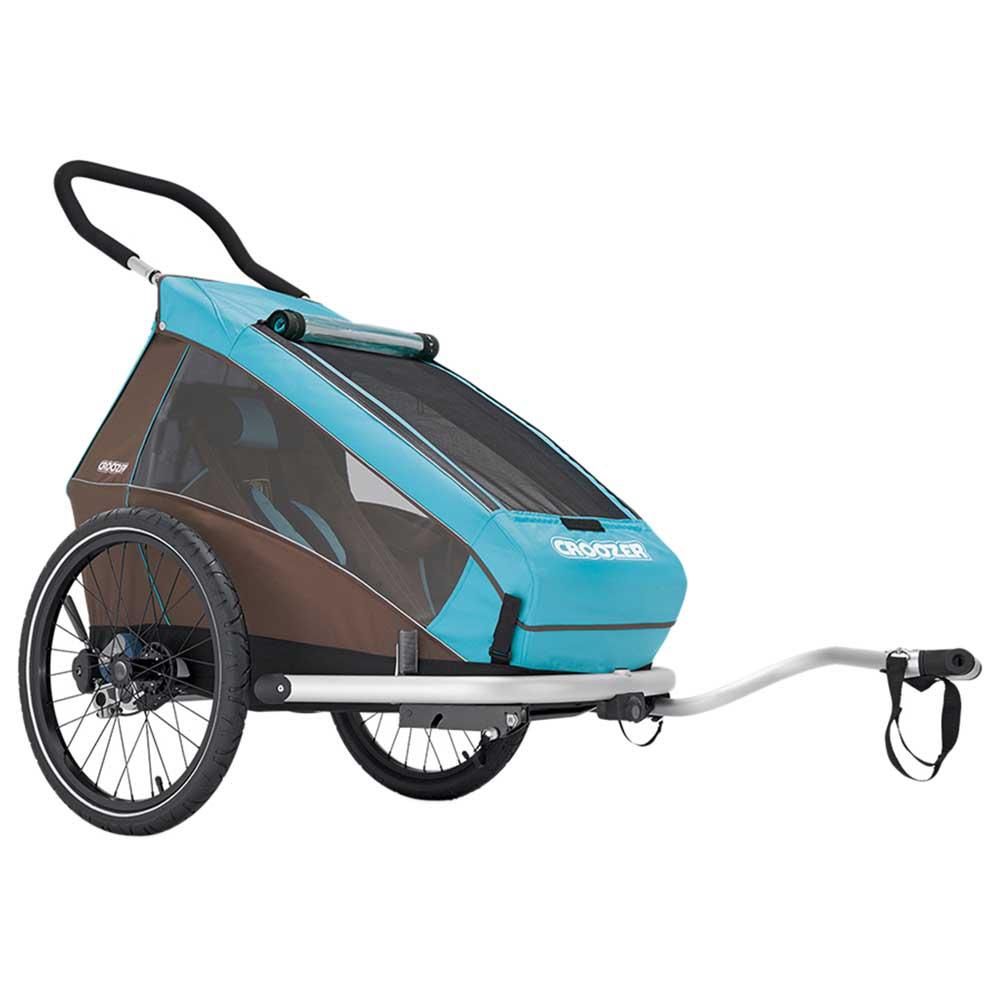 croozer child bike for kid 1 plus bikeinn. Black Bedroom Furniture Sets. Home Design Ideas