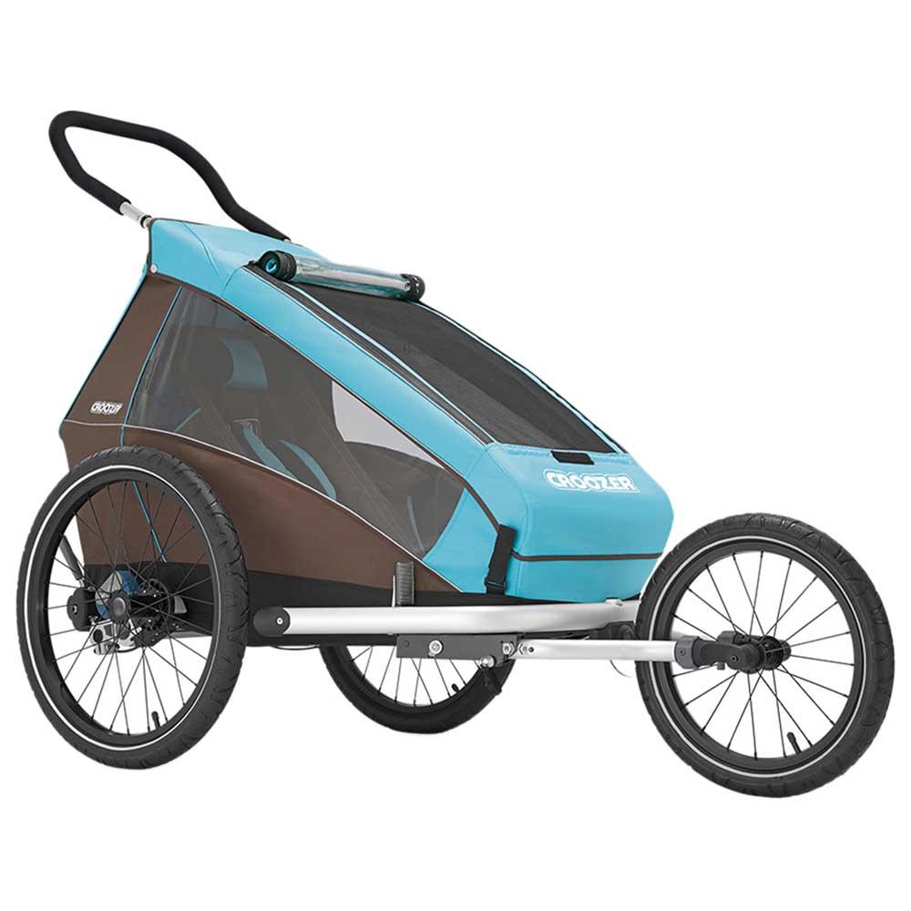 croozer child bike for kid 1 plus braun bikeinn. Black Bedroom Furniture Sets. Home Design Ideas