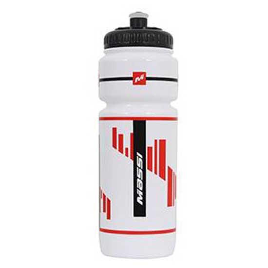 Bidones Massi Son 750 Ml One Size White / Red