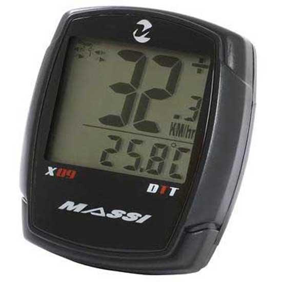 Cuentakilómetros Massi 9 0 Functions Wireless