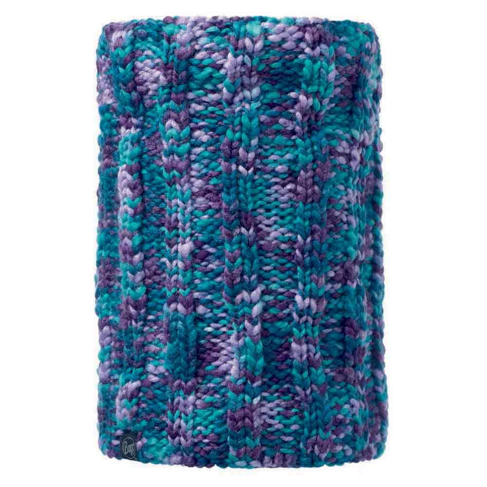 Buff ® Neckwarmer Knitted And Polar Fleece Blue 14aefc3a007